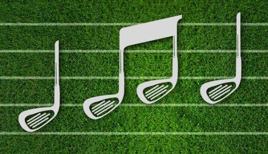 Golf Club Music Event