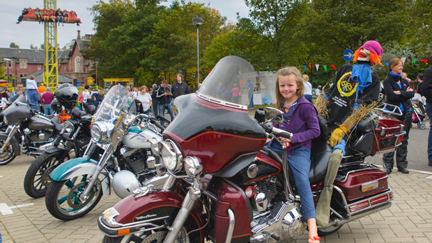 Harley-Bikes