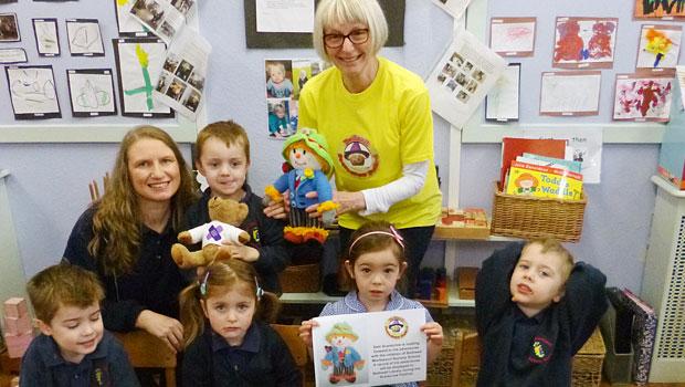 Sam-at-Montessori