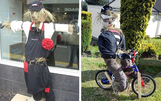 Scarecrows-Bothwell-Deli-BMX-Cyclist