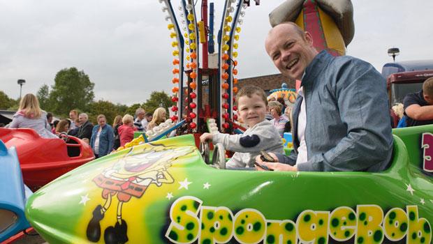 fairground-ride